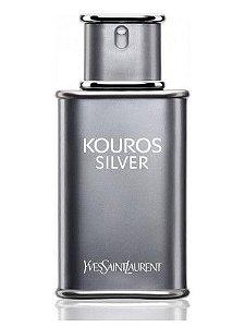 Perfume Kouros Silver Yves Saint Laurent - Perfume Masculino -EDT  100ml
