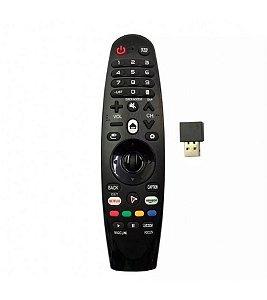 Controle Smart Magic 4k Uj6565 Uj6585 Uj6525 Oled Sem Voz