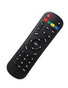 Controle Remoto Smart TV Box Tigre 2 A1 A2 A3 B7