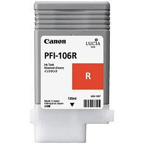 Cartucho Canon Pfi106r Pfi 106r Red Expirad 01/2021