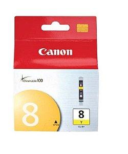 Cartucho Original Canon Cli-8 Cli8 Cli8y Yellow Pro9000 iP4500 13ml