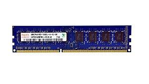Memória Pc Desktop Hynix 4gb Pc3 10600u Ddr3 1333mhz