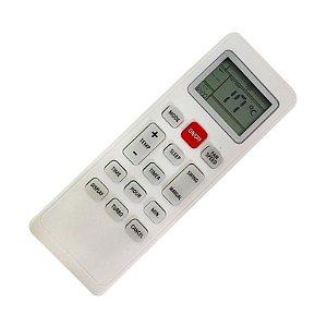 Controle Ar Condicionado Philco Split PAC9000TFM9