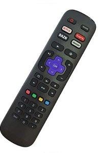 Controle Remoto Tv Roku Aoc Globoplay Deezer Dazn Netflix