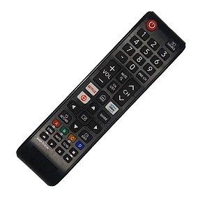 Controle Remoto Substituição Bn5901315h Samsung Globoplay