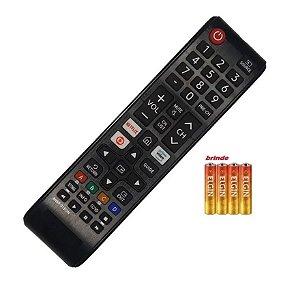 Controle Compatível Samsung UN40T5300 UN43T5300 LH32BETBLG