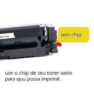 kit 4 Toner Compatível 414a 14a M479 M454 K M C Y Sem Chip