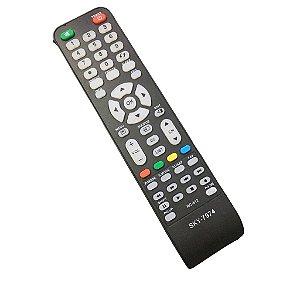 Controle Remoto TV LCD LED CCE D37 D46 L2401 LW2401 STILE D4201