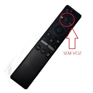 Controle Tv Samsung Netflix Prime GloboPlay BN9401330D