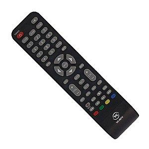 Controle Remoto Smart Tv Led S.T.I Ct6470 LE 3273W LE 3973F