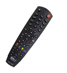 Controle Smart tv Duo Trend HD -SKY-7491-