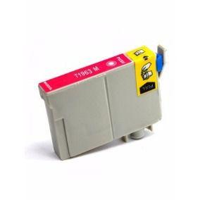 Cartucho Compativel Epson 196 T1963 Magenta 7ml