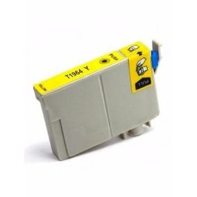 Cartucho Compativel Epson 196 T1964 Yellow 7ml