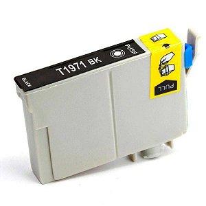 Cartucho Compativel Epson 197 T1971 Black 9ml