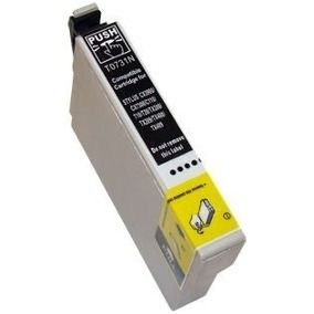 Cartucho Compativel Epson 731 T0731n Black T20 TX200 TX400 12ml