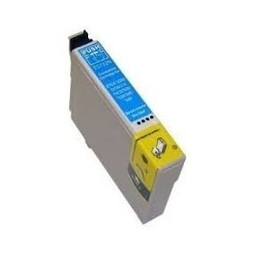 Cartucho Compativel Epson 732 T0732n Cyan T20 TX200 TX400 12ml