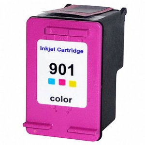 Cartucho Compativel Hp 901 Hp901 Color Cc656ab 4540 J4550 J4580 J4660 13ml