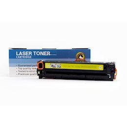 Toner Compatível Hp Cb542a Ce322a Cf212a Yellow Cp1215 M251 M276 Cm1415 Cp1525 1510 Byqulay 1.4