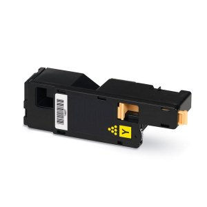 Toner Compatível Xerox 106R01633 Yellow Phaser 6000 6010 6015 1K