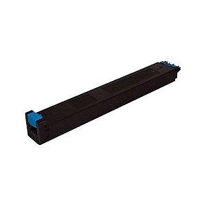 Toner Compatível Sharp Mx-23Btca Cyan Mx-2310 Mx2310 Mx2614N Mx2616N Mx3114 Mx3116N Isd 18k