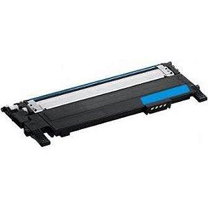 Toner Compatível Samsung Clt 407 C407 Cyan Clp-320 Clp-325 Clx-3185 Clx-3285 1K
