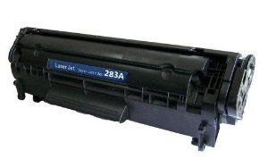 Toner Compatível Hp Cf283a 283a 83a Cf283ab | M125 M127 M225 M226 M201 M202 Premium1.5k