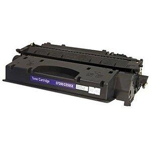 Toner Compatível Hp Ce505x 05x 505x Cf280x 80x 280x   P2055 Hp Pro 400 M401 M425 Evolut 6.5k