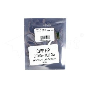 Chip Para Hp Hp Cf362a 508A Yellow M552 M553 M577 5k