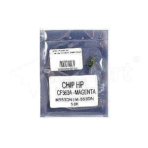 Chip Para Hp Hp Cf363a 508A Magenta M552 M553 M577 5k