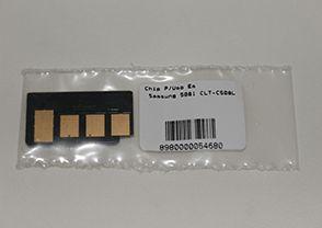 Chip Para Samsung 508l CLT-C508L Cyan Clp615 620 670 Clx6220 Clx6250 Importado 4K