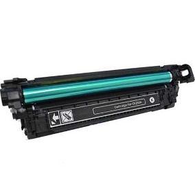 Toner Compatível Ce250a Ce400a Black 507a Cp3525 Cp3530 M570 M575 M551 Evolut 6K