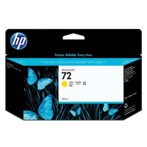 Cartucho Original Hp72 Hp 72 Yellow C9373a 130ml