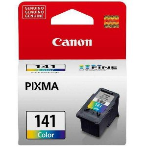 Cartucho Original Canon Cl141 Cl 141 Color Pixma Mg2110 Mg3210 Mg4110 Mx431 Mx371 Mx471 8Ml