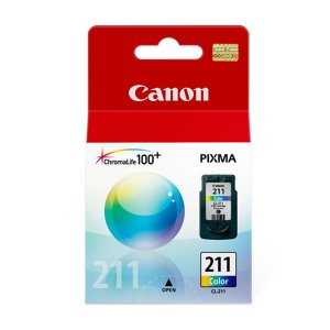 Cartucho Original Canon Cl211 Cl 211 Cl-211 Color 9ml