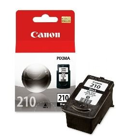 Cartucho Original Canon Pg210 Pg-210 Black 9ml