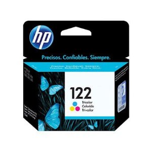 Cartucho Original HP 122 Colorido Ch562hb HP Deskjet D1000 1010 1050 D2000 2540 2050 3000 3050 2ml