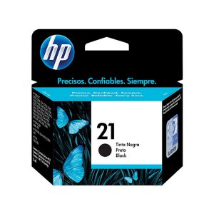Cartucho Original Hp 21 hp21 Black C9351ab 7ml