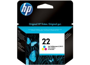 Cartucho Original Hp 22 hp22 22 C9352ab 6ml