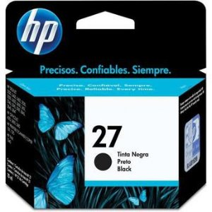Cartucho Original Hp 27 hp27 C8727ab 8727a 10ml