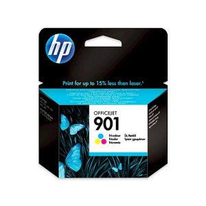 Cartucho Original Hp 901 Hp901 Color Cc656ab 4540 J4550 J4580 J4660 13ml