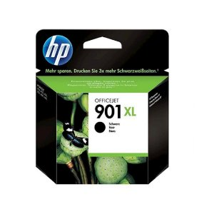 Cartucho Original Hp 901xl 901xl black Cc654ab 15,5ml