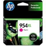 Cartucho Original Hp 954xl Magenta L0s65ab Officejet Pro 8700 8710 8715 8720 8716 8725 8210 8740