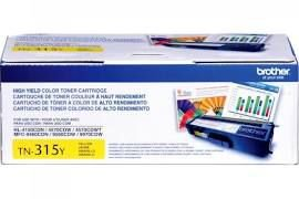 Toner Original Brother Tn315 Yellow | Brother Hl4140 Hl4150 Hl4570 Mfc9970 Mfc9460 Mfc9560 | 3.5k