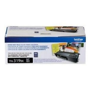 Toner Original Brother Tn319 Tn-319 Black Brother Hl8850cdw Mfc8450cdw Dcp8250cdn Dcp8350 6k