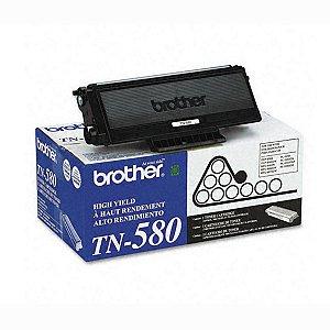 Toner Original Brother Tn580 Tn-580s Dcp8060 Dcp8065dn Hl5240 Hl5250dn Mfc8460n Mfc8860dn 7K