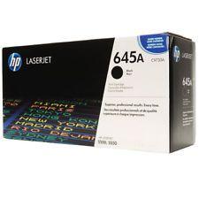 Toner Original Hp C9730ac 645a Black   Hp Laserjet5500 5550   Rendimento: 13k