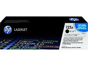 Toner Original Hp Cb540a 125a Black | Hp Color Laserjet Cp1215 Cp1515n Cp1518n Cm1312 | 2.2k