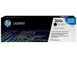 Toner Original Hp Cc530a 304a Black | Hp Color Laserjet Cm2320 Cm2320n Cp2020 Cp2025 Cp2025dn | 3.5k