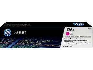 Toner Original Hp Ce313a Ce-313a 126a Magenta | Hp LaserJet Color Cp1020 Cp1025 | 1k