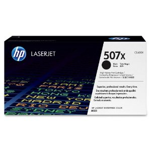 Toner Original Hp Ce400yz Ce400xc 507x Black Hp LaserJet Color M575f M575 M570 M551 | 11.4k